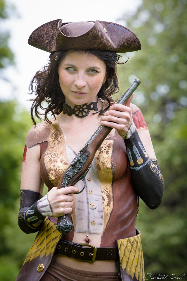 rencontre-body-painting-france-steampunk-